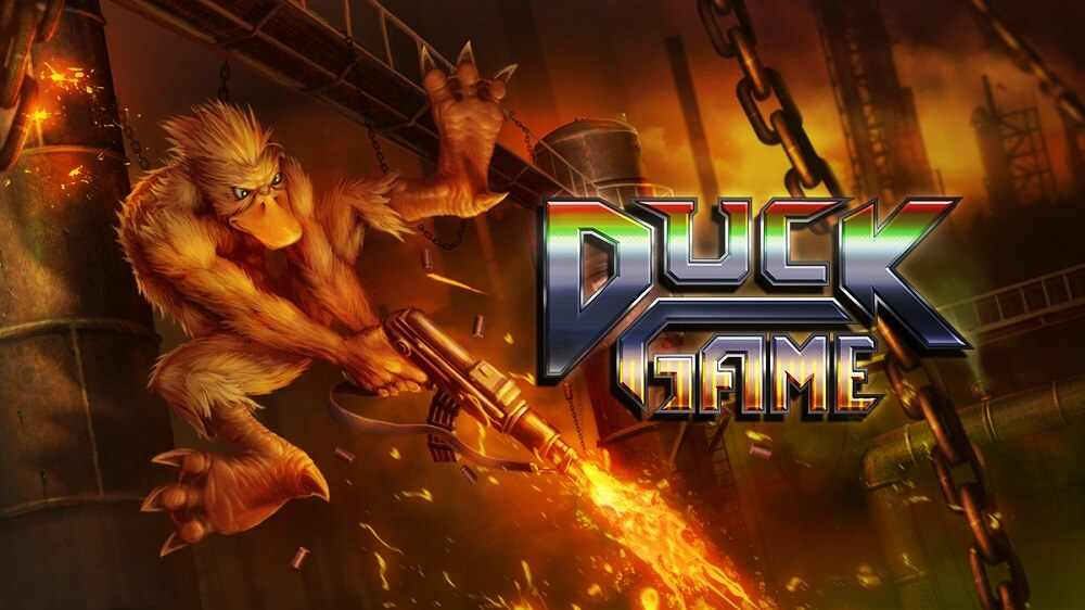 Duck Game NSP + Update v131072 - Download XCI NSP Rom
